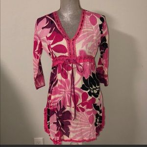Wayan swimsuit coverup, size small